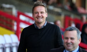 Neal Ardley, the AFC Wimbledon manager, played for the original Dons and will lead his side out at Wembley.
