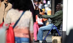 In a city where the black population teeters between 5% and 6%, 37% of the growing homeless population is black.