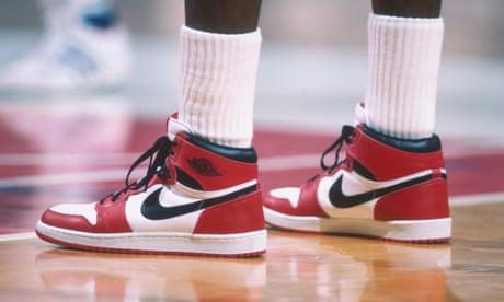 Michael Jordan's first-ever Air Jordan sneakers sell for $560,000 at auction