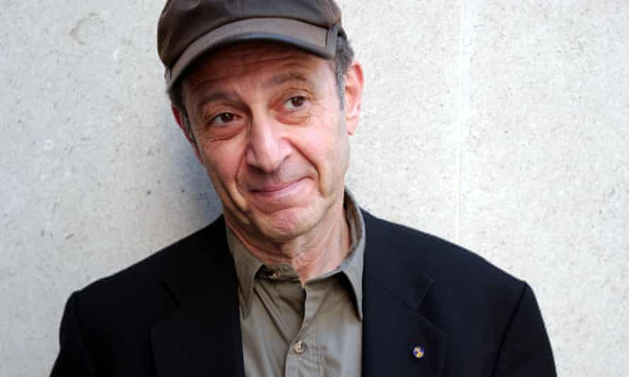 Utterly distinctive … Steve Reich, photographed in 2005.
