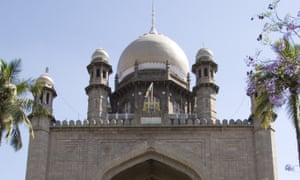 The high court of Andhra Pradesh