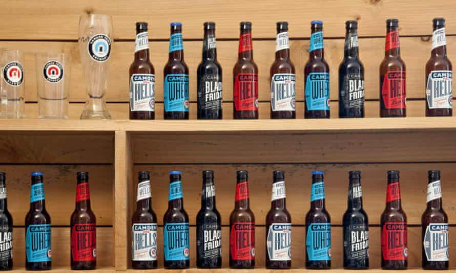 The sale of Camden Town Brewery has caused a social media storm.