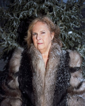 My Mother With Her Fur Coat, 2016.