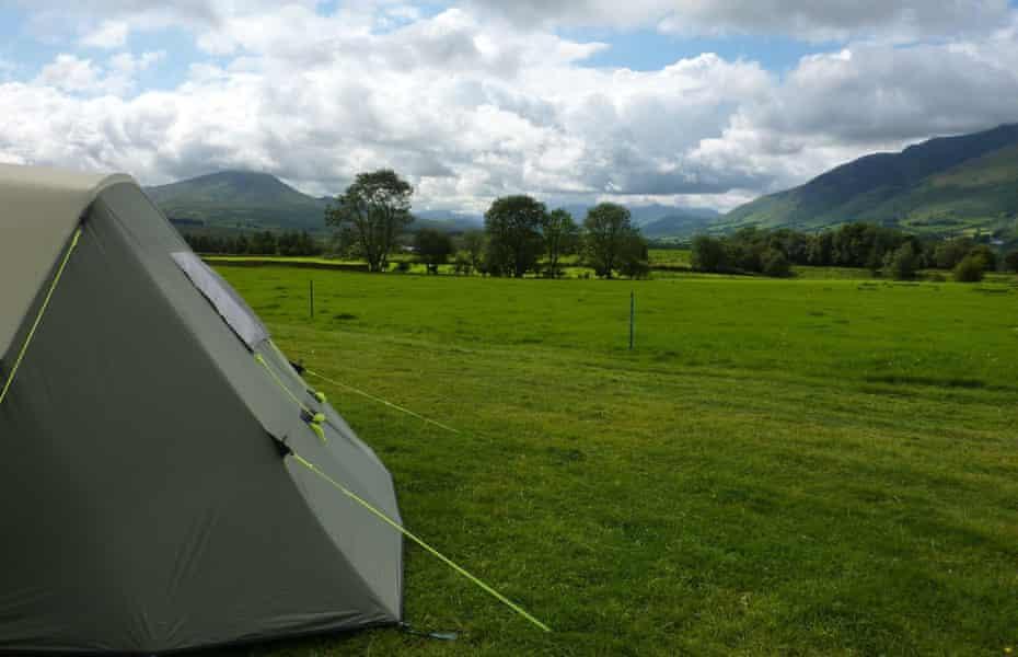 Gill Head Farm campsite