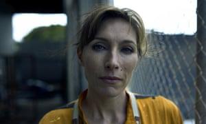Claudia Karvan plays Sarah Longmore.