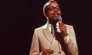 Jon Hendricks performing in 1969. He took chances with vocal gymnastics that few had attempted or imagined before him.
