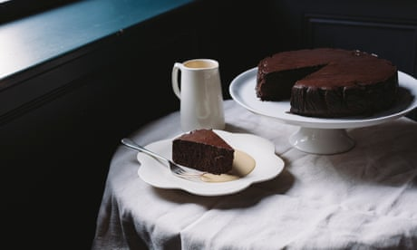 A showstopping chocolate cake recipe