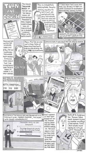 David Squires: transfer deadline day