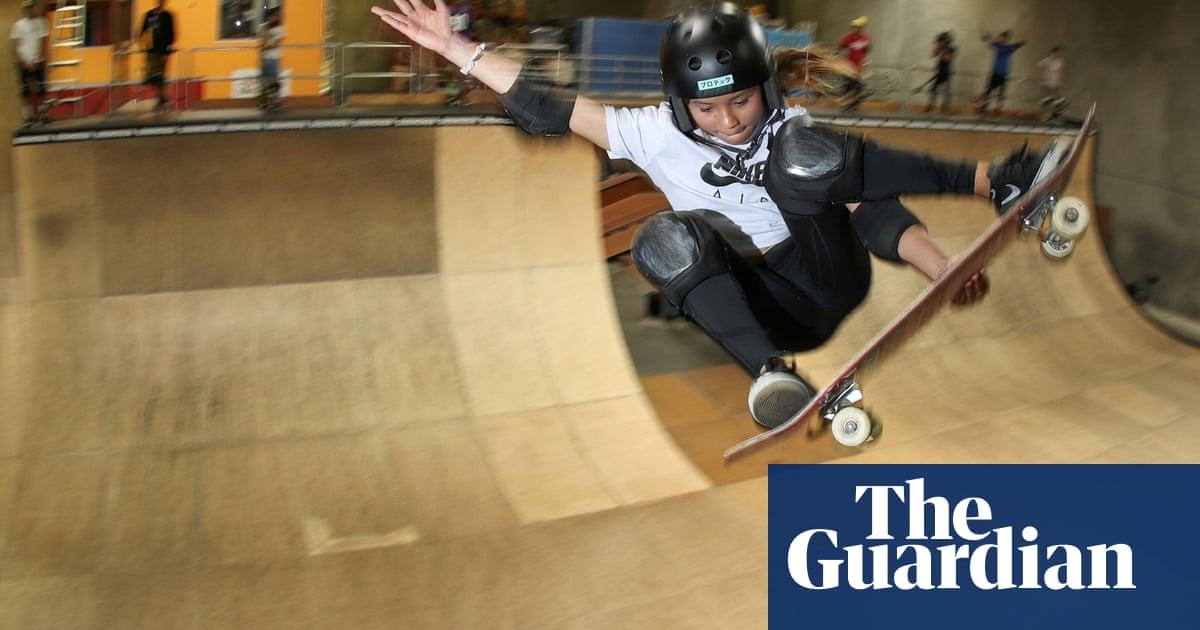 Skateboarder Sky Brown on serious fall: My helmet saved my life