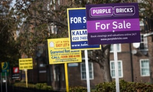The number of homes coming onto the market has fallen since the EU referendum in June.
