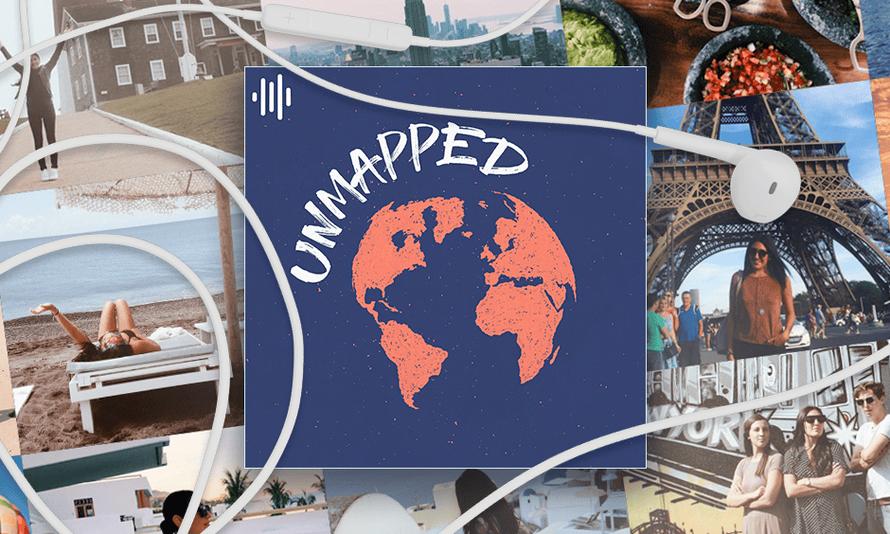 Unmapped podcast