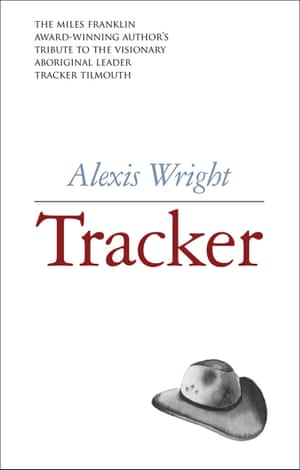 Cover image for Tracker by Australian author Alexis Wright