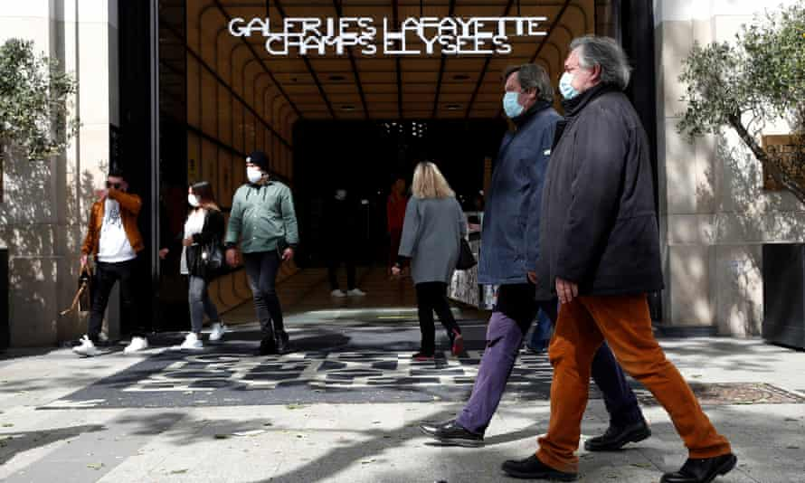 Galeries Lafayettes Champs Élysées
