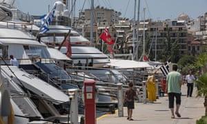 Piraeas Marina, Athens