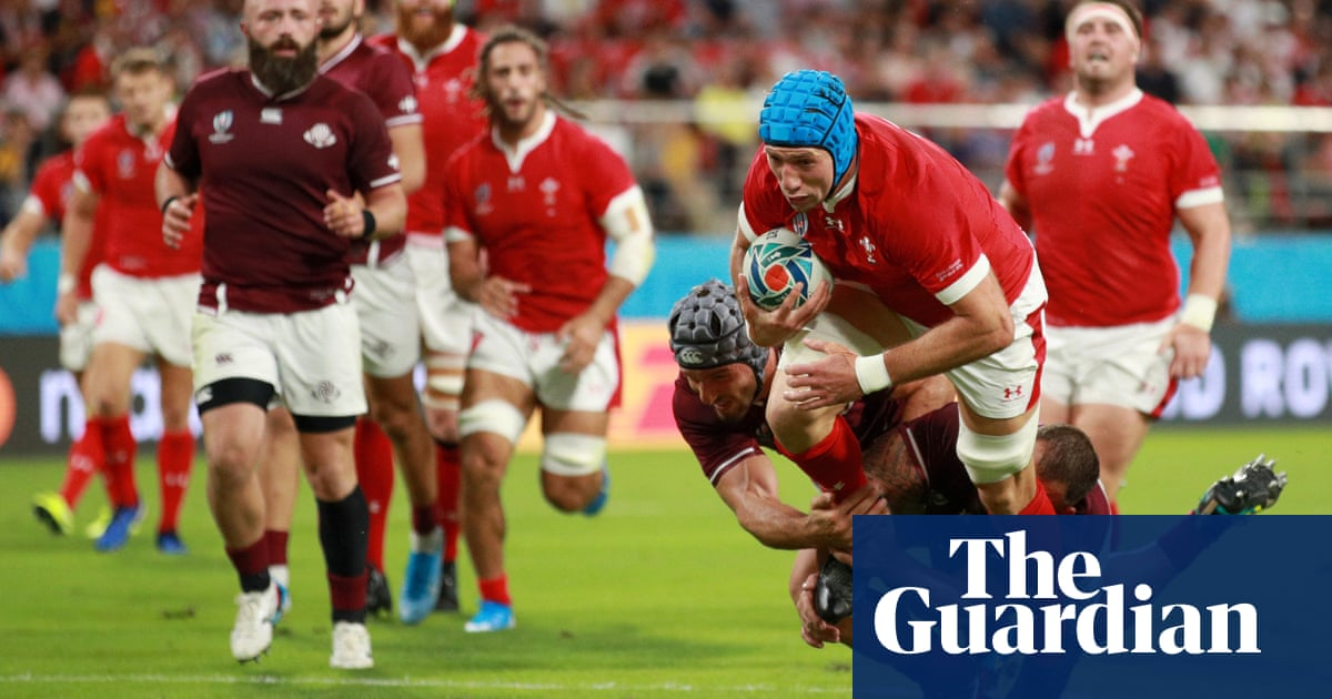 We will get better - Gatland insists Wales will improve after win against Georgia – video