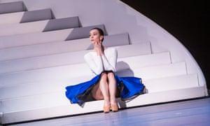 A revelation … Olga Smirnova as Bianca in the Bolshoi's Taming of the Shrew.