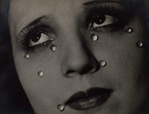 Glass Tears (Les Larmes), Man Ray, 1932. Part of The Radical Eye: Modernist Photography from the Sir Elton John Collection