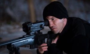 Jon Bernthal in The Punisher.