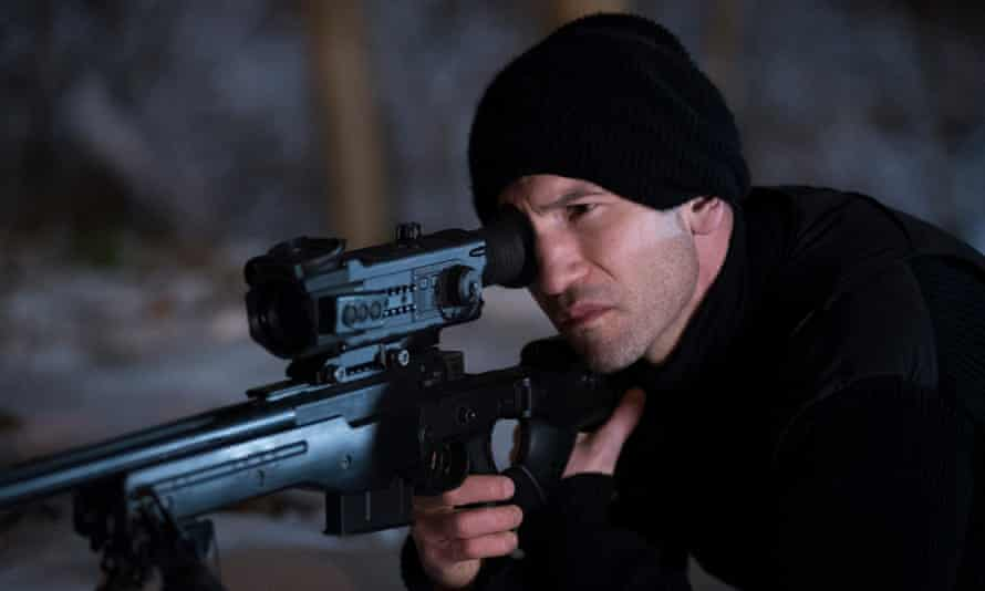 Jon Bernthal in The Punisher.