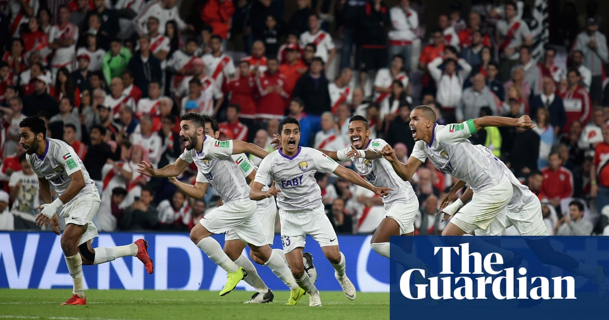 db73783bc River Plate stunned by Al Ain in Club World Cup shootout