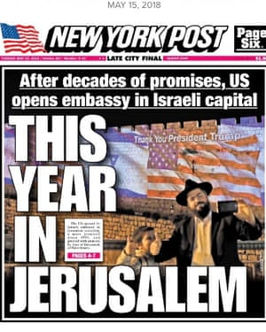 New York Post cover May 15