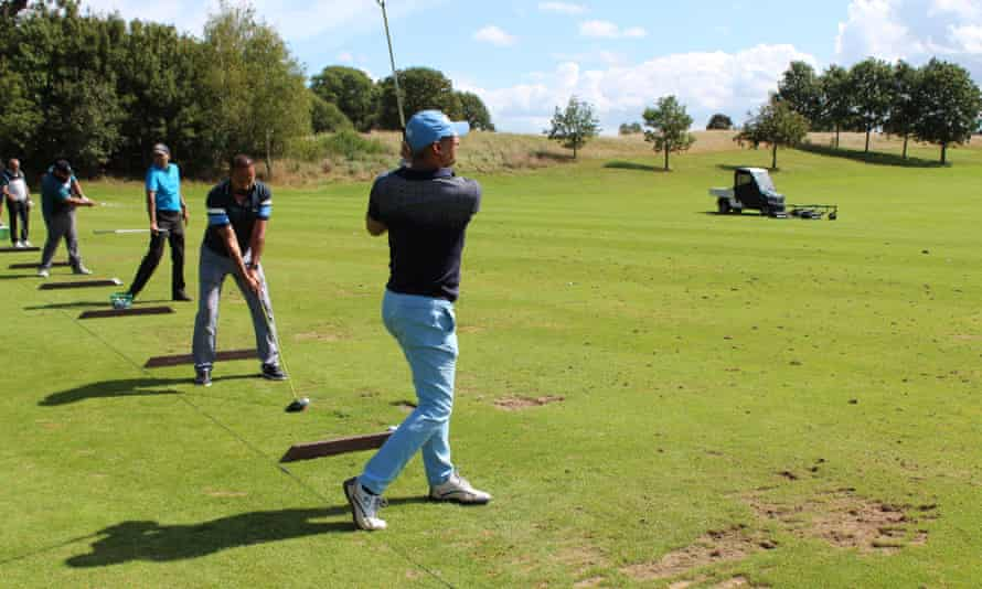 Some Muslim golfers have faced discrimination at clubs.