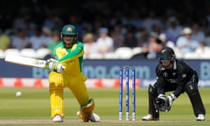 Usman Khawaja will miss the rest of the World Cup, Australia head coach Justin Langer has confirmed.