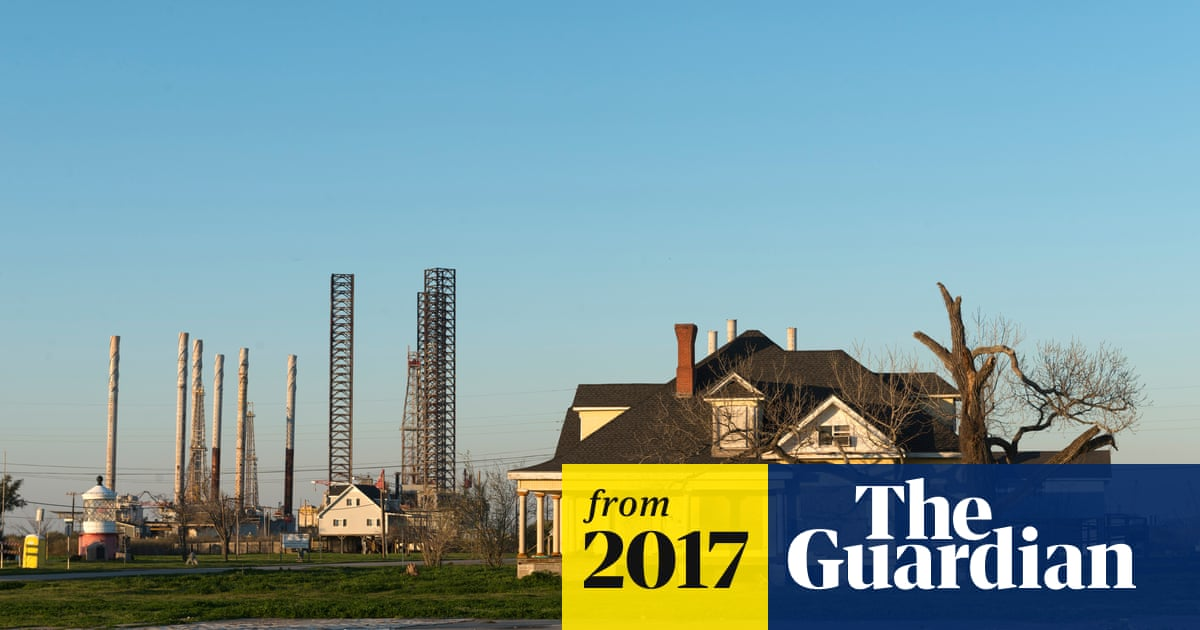 World's largest plastics plant rings alarm bells on Texas