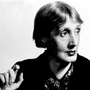 Virginia Woolf wanted to use a different generic name for the work she was composing other than 'novel'.