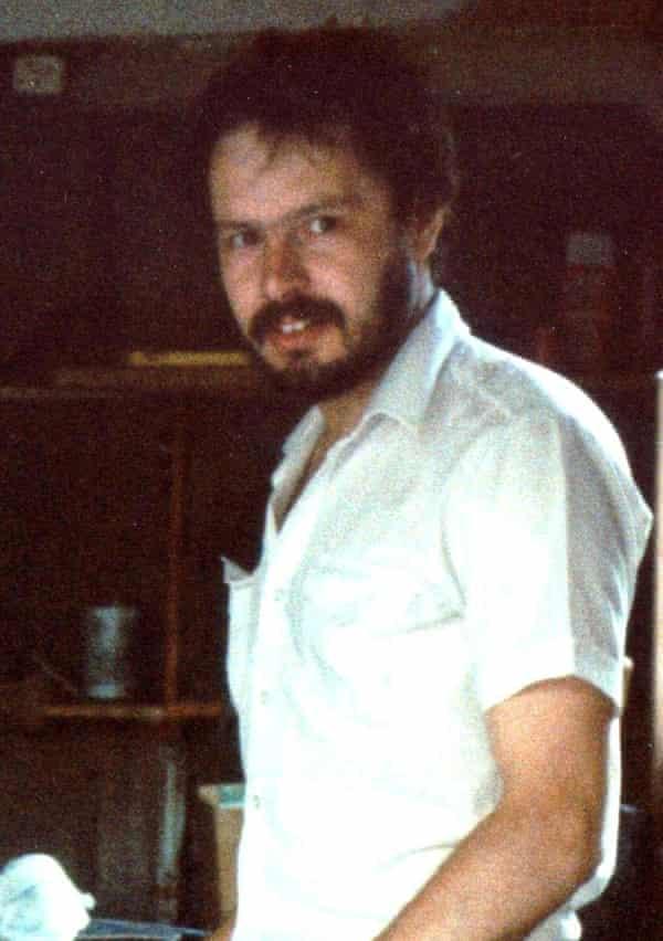 The private investigator Daniel Morgan