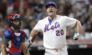 Who Won The Home Run Derby 2020.Mets Rookie Pete Alonso Wins 1m In One Night After Victory