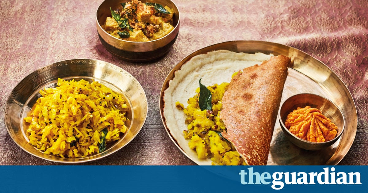 Vivek Singh: 'Every Indian house has a tava, no matter how far you are from home' | A cook's kitchen