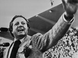 Mário Soares, 1975
