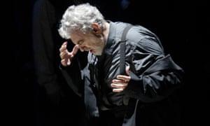 Plácido Domingo as Nabucco