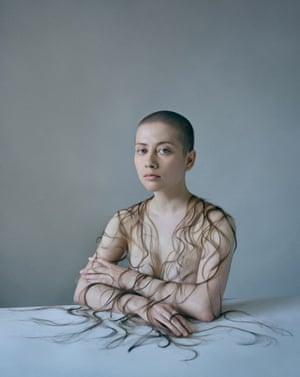 Essence of the Female by Kristina Varaksina, 2nd Single Kristina Varaksina, 2nd place winner, single image