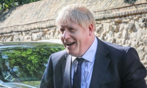 Boris Johnson is likely to be named on Tuesday as the new Conservative leader and prime minister.