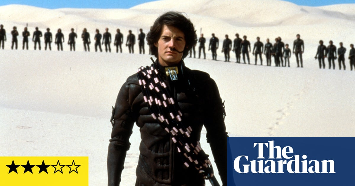 Dune review – David Lynch's intergalactic epic shoots for the moon