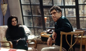 Gould as Jack Geller with daughter Monica (Courteney Cox) in Friends. Photograph: Joseph Del Valle/NBC via Getty Images