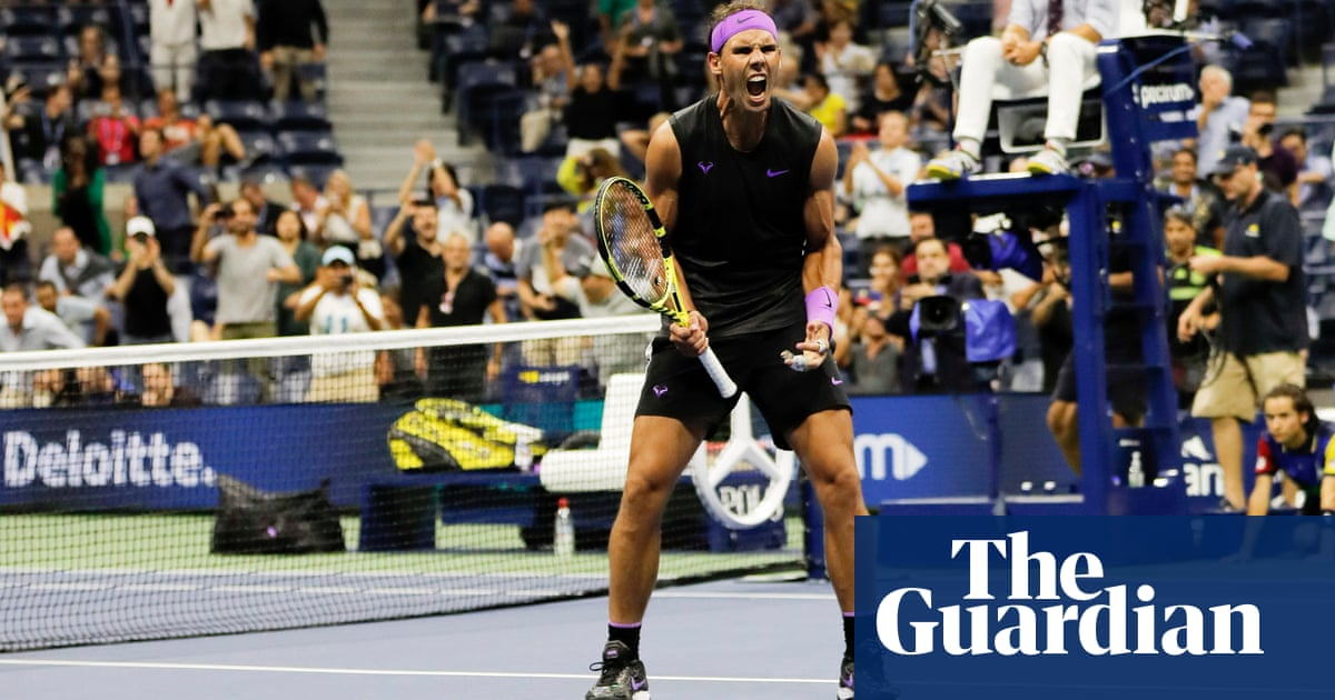 Rafael Nadal flexes muscles to reach semis and remain on course for fourth US Open title