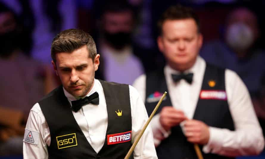 Mark Selby and Shaun Murphy
