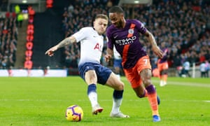 Raheem Sterling provided the hard-running certainty amid City's more sinuous touches.