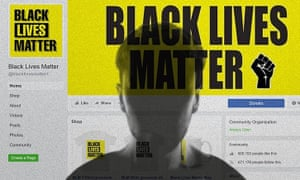 CNN coverage of a fake Black Lives Matter Facebook page allegedly run by an Australian union official.