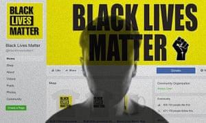 Fake Black Lives Matter Facebook page run by Australian