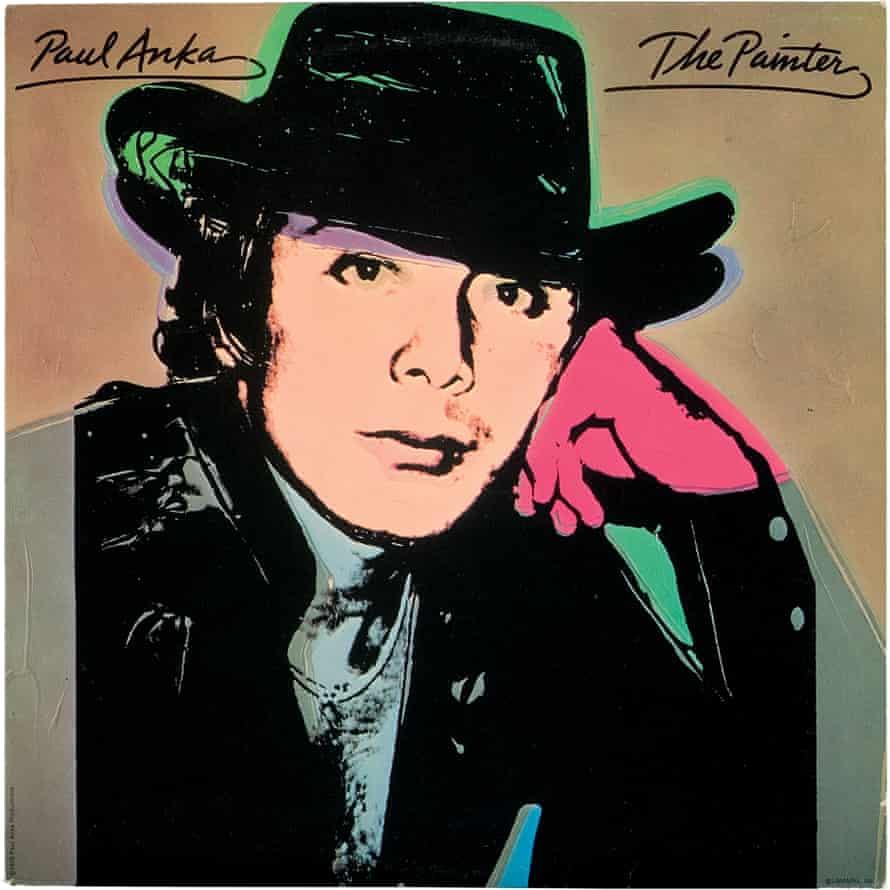 Paul Anka's 1976 album The Painter.