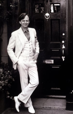 Tom Wolfe, pictured in 1976.