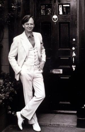 Tom Wolfe in 1976.