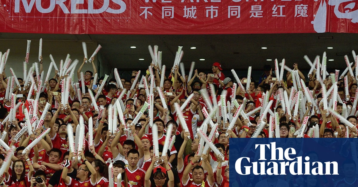 Would football fans in Asia embrace a potential European Super League?