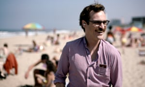 In Spike Jonze's Her, a goofy Joaquin Phoenix twiddles his way into an idyllic relationship with his charming operating system, voiced by Scarlett Johansson.