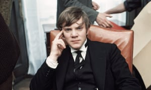Malcolm McDowell in If...., 1968.