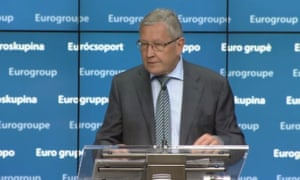 Klaus Regling, head of the European Stability Mechanism